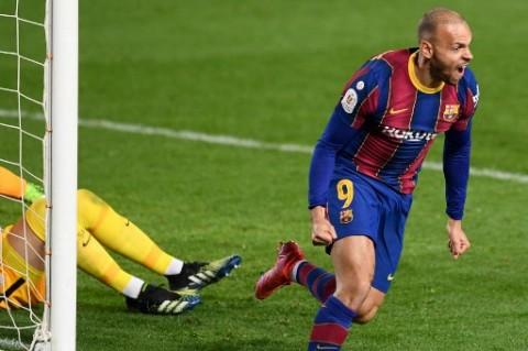 Rumor Braithwaite Tinggalkan Barcelona Dibantah Sang Agen
