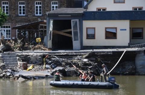 Kemungkinan Tidak ada Lagi Korban Selamat dari Banjir Bandang di Jerman