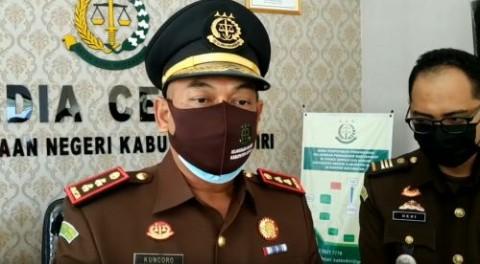 Korupsi, Mantan Pejabat Diskominfo Kediri Jadi Tersangka