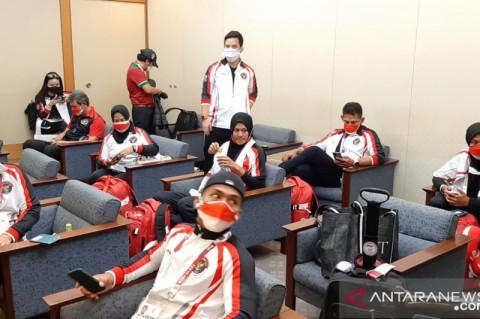 26 Atlet Indonesia Tiba di Tokyo dan Negatif Covid-19