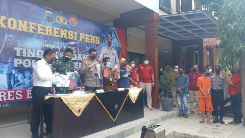 Penyebar Hoaks Demo PPKM Darurat di Brebes Ditangkap