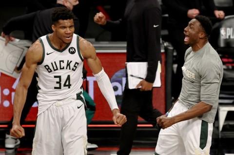 Antetokounmpo Bersaudara, Trio Pertama yang Meraih Gelar NBA