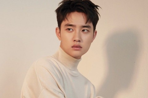 8 Daftar Lagu dalam Album Solo Perdana D.O EXO