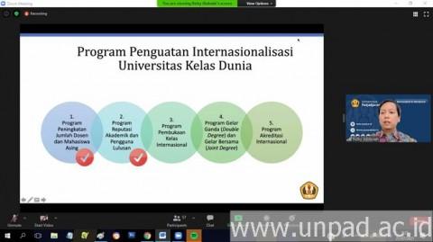 Unpad Siapkan Hibah <i>World Class University</i>