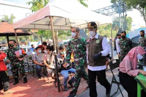 Vaksinasi Covid-19 di Kota Madiun Sudah 50 Persen