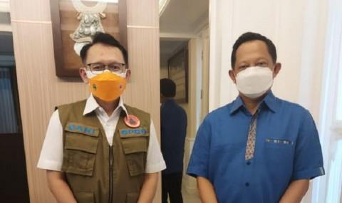 Kepala BPBD Jabar Dani Ramdan Dipilih Jadi Pejabat Bupati Bekasi