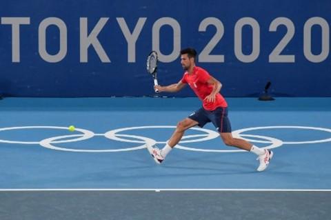 Djokovic Jajal Venue Olimpiade Tokyo dan Menatap Golden Slam