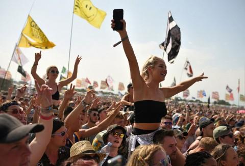 Festival Musik Glastonbury Tahun Ini Dibatalkan