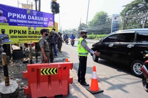 Kabupaten Tangerang Ubah Status Jadi PPKM Level 4
