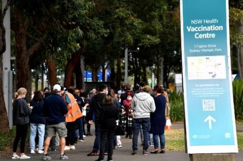 PM Morrison Minta Maaf Karena Tingkat Vaksinasi di Australia Rendah
