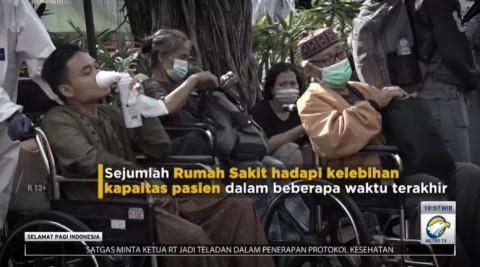 Dompet Kemanusiaan Media Group dan BenihBaik.com Fokus Penuhi Kebutuhan Oksigen