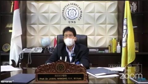 UNS Prioritaskan Vaksinasi untuk Mahasiswa Asal Solo Raya