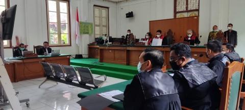 Gubernur Sulsel Non Aktif Nurdin Abdullah Didakwa Pasal Berlapis