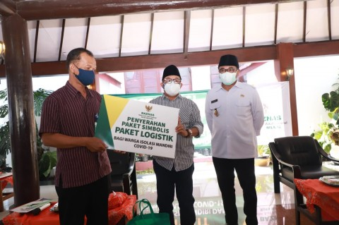 1.634 Pasien Covid-19 di Kota Malang Menjalani Isoman
