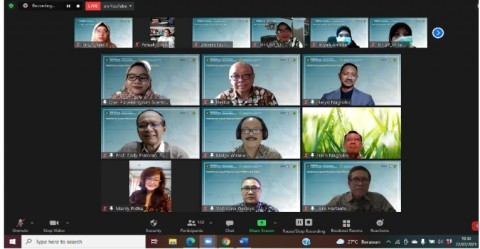 Universitas Pancasila Bersama Kemenlu Kenalkan Profesi Diplomat kepada Mahasiswa