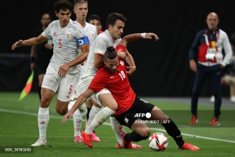 Spanyol Diimbangi Mesir