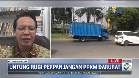 Wacana Satpol PP Jadi Penyidik Prokes Dikritik