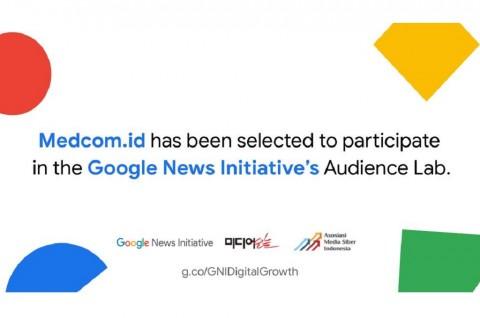 Medcom.id Jadi Peserta Google News Initiative Asia Pacific Audience Lab
