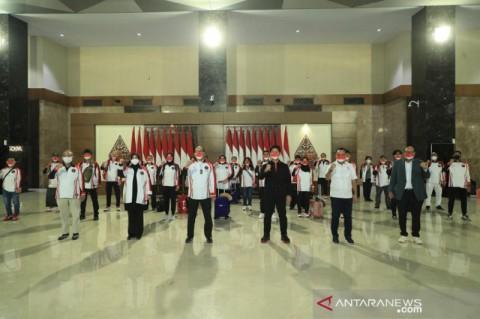 Daftar Wakil Indonesia di Defile Upacara Pembukaan Olimpiade Tokyo