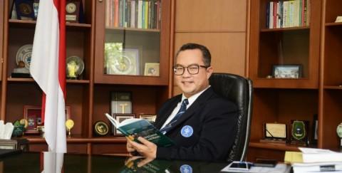 Rektor IPB Dinobatkan Sebagai Top Three Lecturers di UNTA Taiwan