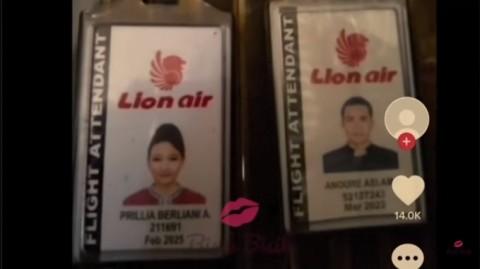 Digrebek Istri Sah, Ini 5 Fakta Perselingkuhan Pramugara dan Pramugari Lion Air