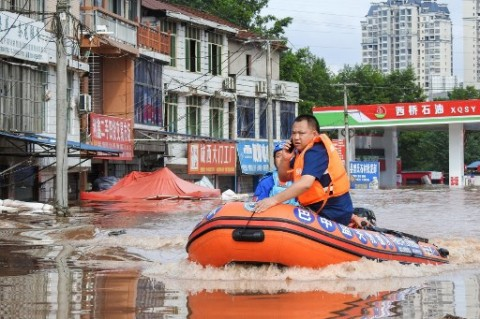 Terowongan Terendam Banjir, 14 Pekerja Tewas Terjebak