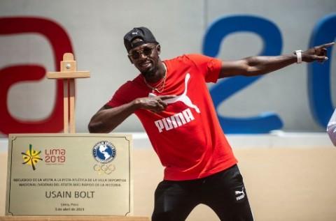 Usain Bolt Yakin Rekornya tidak Patah di Olimpiade Tokyo