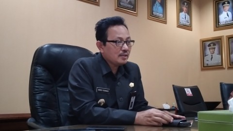 Positif Covid-19, Kondisi Wakil Wali Kota Yogyakarta Berangsur Membaik