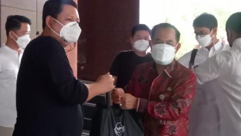 1.000 Paket Sembako Didistribusikan kepada Warga Isoman di Jakpus