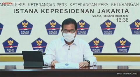 180 Kabupaten Kota Masuk Zona Merah, Satgas: Terbanyak Sepanjang Pandemi