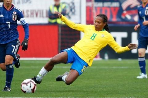 Formiga Jadi Pesepak Bola Putri yang Paling Sering Tampil di Olimpiade