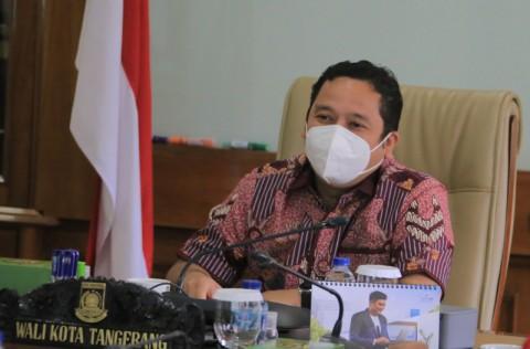Pemkot Tangerang Target 30 Ribu Dosis Vaksinasi Covid-19 Perhari