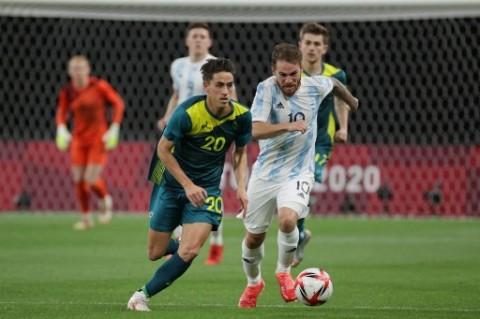 Olimpiade 2020: Australia Tekuk 10 Pemain Argentina