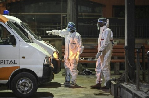 India Bantah Tudingan Jutaan Warga Meninggal Karena Covid-19