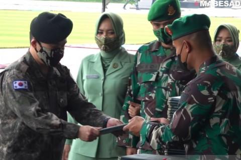 Seskoad TNI AD Tinggalkan Kesan untuk Perwira Korsel