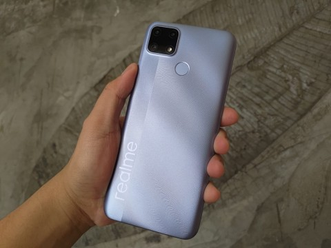 Review realme C25s, Upgrade Smartphone Entry-Level Powerful