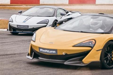 Pangeran Arab Selamatkan McLaren