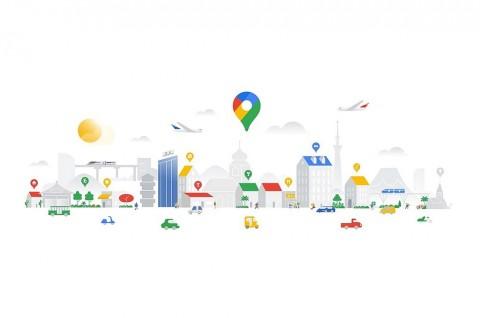 Google Maps Bantu Pengguna Hindari Kerumunan
