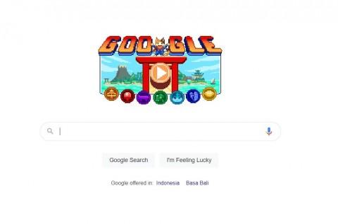 Google Sambut Olimpiade Tokyo dengan Doodle Champion Island Game