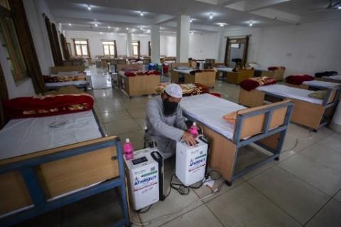 <i>Startup</i>, Investor, dan Relawan Membidik USD10 Juta Demi Oksigen untuk Indonesia
