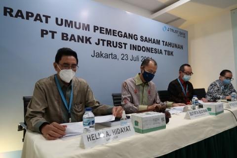 J Trust Bank akan <i>Right Issue</i> 4,6 Miliar Lembar Saham