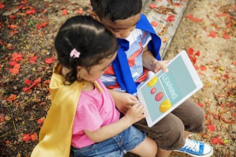 Children Should Stay Happy despite Homebound Activities: Jokowi