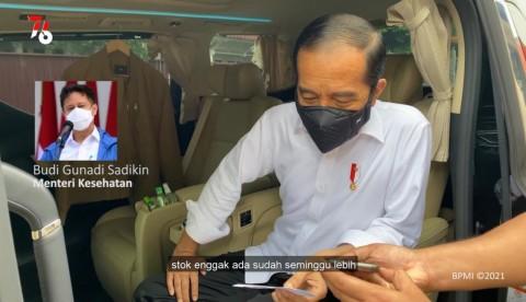 Tak Dapat Oseltamivir di Apotek, Jokowi Telepon Menkes