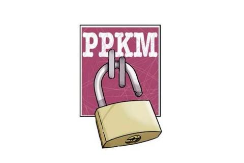 Satpol PP Kebayoran Baru Jamin PPKM Level 4 Ditegakkan dengan Persuasif