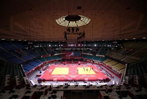 Konflik Israel-Palestina Bikin Judoka Aljazair Mundur dari Olimpiade Tokyo