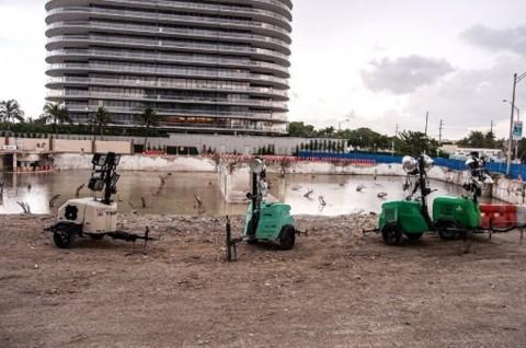 Pencarian Korban Gedung Roboh Miami Resmi Berakhir
