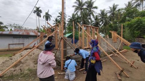 Ratusan Warga Gorontalo Dapat Bantuan Rp20 Juta untuk Perbaiki Rumah