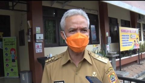 Ganjar Perintahkan Kabupaten/Kota Buat <i>Call Center</i> Penanganan Covid-19