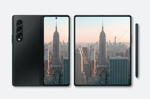 Rumor Sebut Kamera Bawah Layar Samsung Galaxy Z Fold3 Mengecewakan