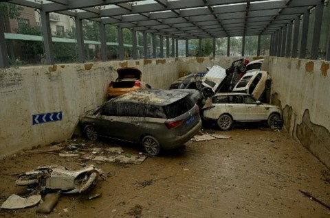 Korban Tewas Banjir di Provinsi Henan Tiongkok Jadi 56 Orang
